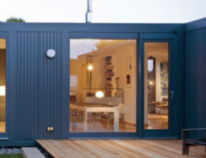 Container house designs Simple build But looks perfect, just right