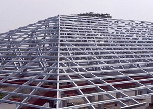 Roof frame material